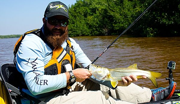 YakAngler Pro Interview - Jameson Redding