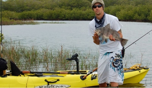 AnglerDrew with Black Drum