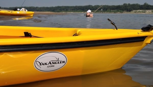 How To Stick Decals To Your Kayak
