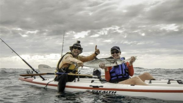 Tandem Kayak Fishing Tips