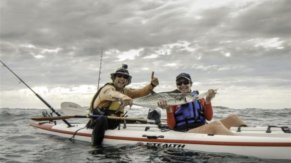 Tandem Kayak Fishing Tips