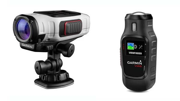 Garmin Brings Two Offerings to Action Camera Market