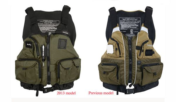 Chinook PFD Gets a Facelift