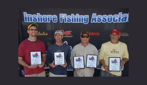Walker Wins IFA Kayak Event