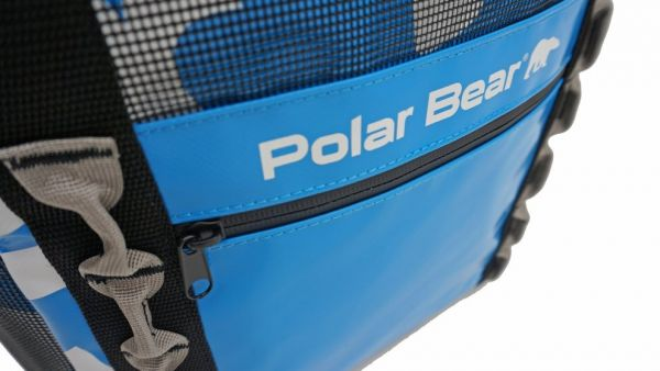 Yakangler Mailbox: Polar Bear Nylon Backpack Cooler