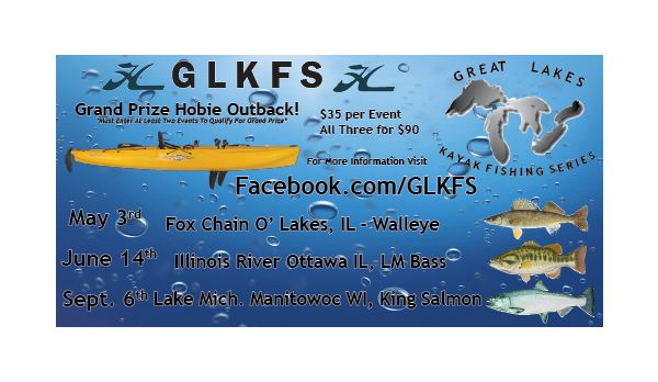 Great Lakes Kayak Fishing Series