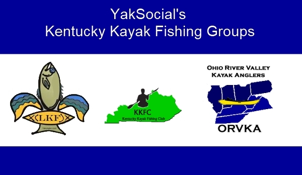 Kentucky Kayak Fishing