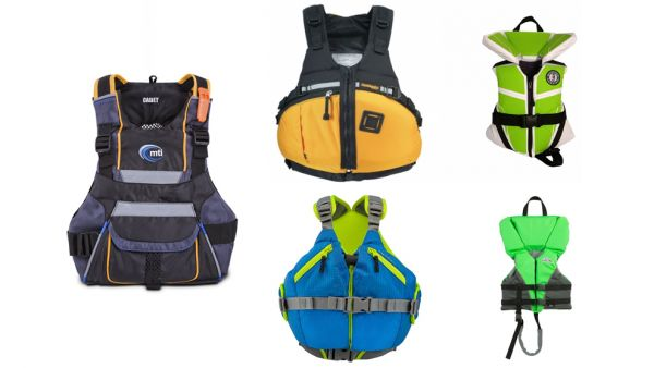 5 Great PFDs To Help Keep Kids Safe While Kayak Angling
