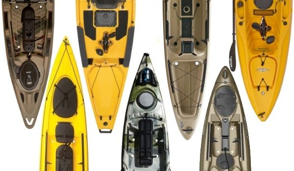 Top 10 Fishing Kayaks 2013