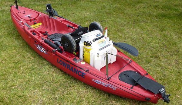 Rigging A Hobie Outback Kayak For Fishing