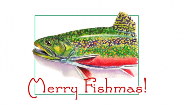 Co! ho! ho! Merry Fishmas! Last Minute Gift Ideas