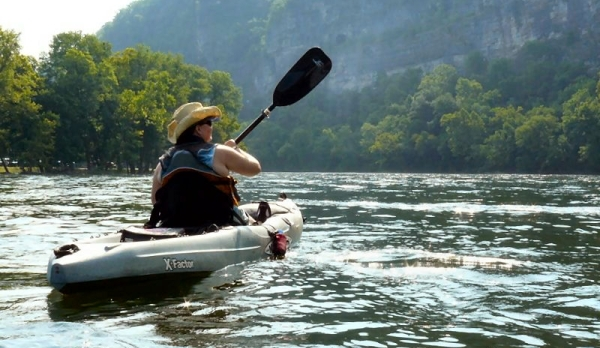 Kayaking float plans save lives and resources