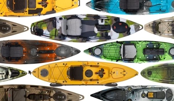 Top 10 Fishing Kayaks - Our Picks For Best Fishing Kayak Of 2014