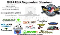 "Indiana Kayak Anglers (IKA) ""Summer Shootout"""