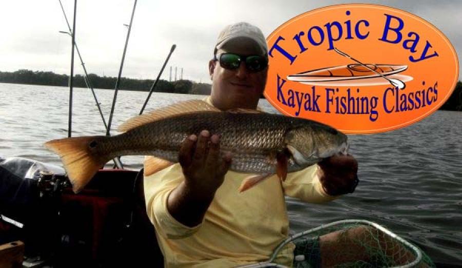 2012 kayak fishing classics tournament series for Kayak fishing tournaments