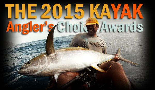 2015 Kayak Anglers Choice Awards Nominations