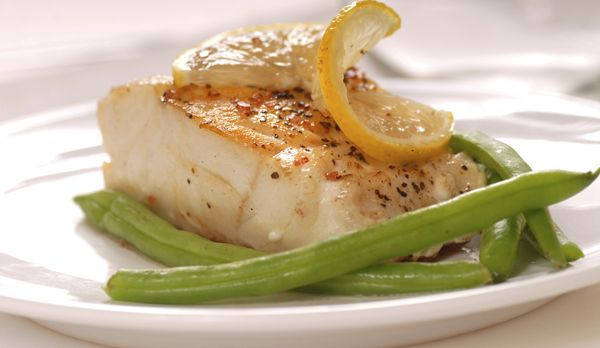Recipe - Grilled Walleye