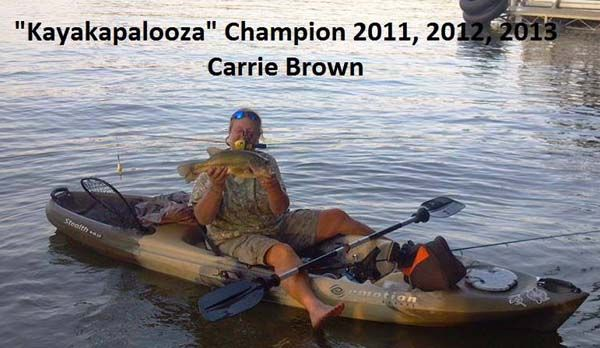 "Meet Carrie Brown aka ""Wilderness Woman!"""