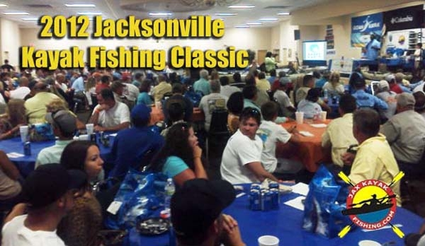 Jax Kayak Fishing Classic 2012 Results