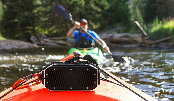 Five Waterproof Bluetooth Speakers You Can Bring Onto Your Kayak
