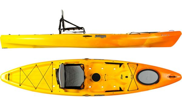 "2013 ""Cruise"" – Jackson Kayaks' Ultimate Fly Fishing Platform?"
