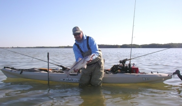 Wilbur and the Redfish – Revisited