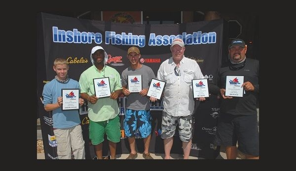 McDonald Wins IFA kayak fishing event at Sarasota
