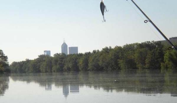 Central Indiana Kayak Anglers: Kayak Bass Classic