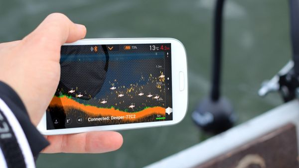 Choosing The Right Fishfinder For Kayak Fishing