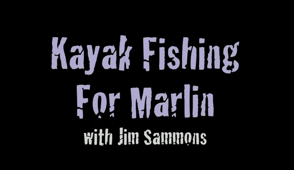 Kayak Fishing Special Feature Video