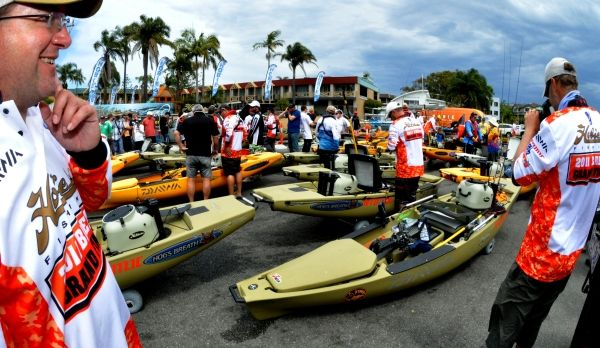 US Wins Kayak Fishing World Championship