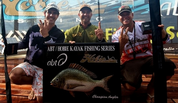 Diawa Hobie World Kayak Fishing Tournament Results