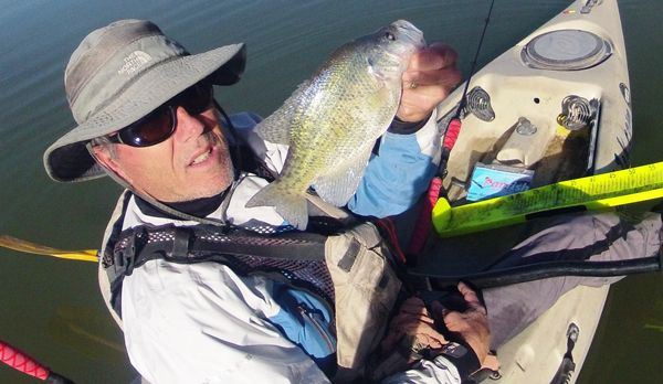 Kayakjak's Fishing Report for November