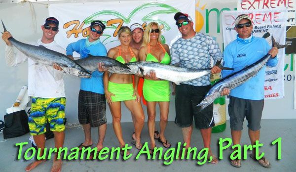 Tournament Angling, Part 1 The Right Mindset
