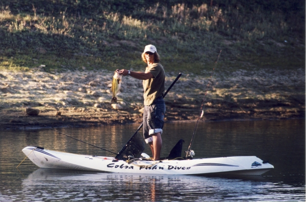 Cobra Fishing Kayaks