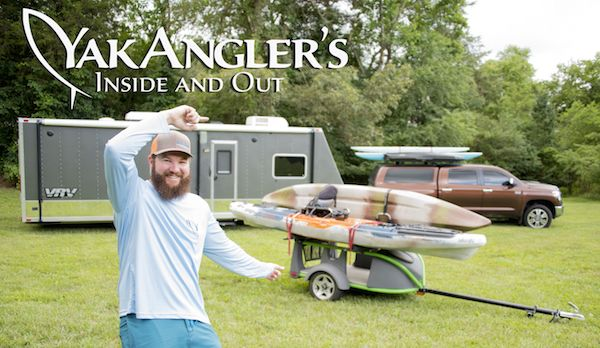 "YakAngler.com Launches New Web Series: ""YakAngler's Inside and Out"""