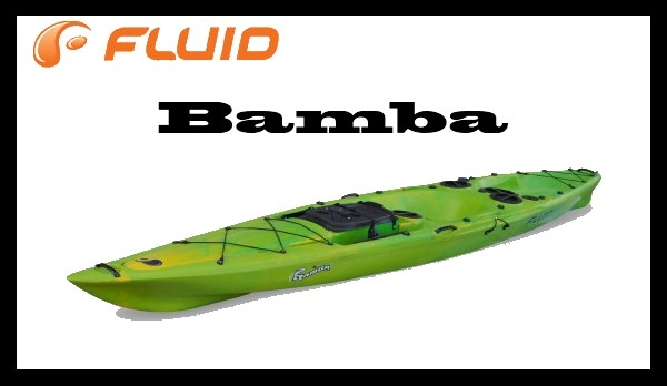 Bamba by Fluid Kayaks