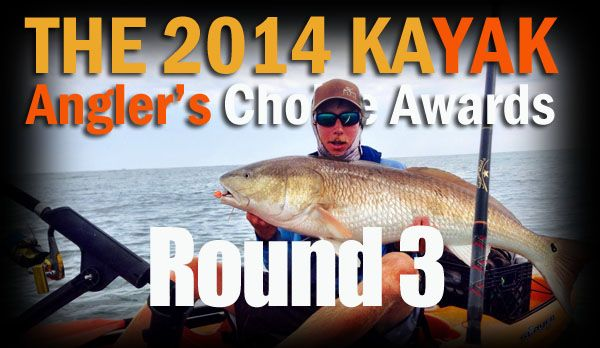 2014 Kayak Angler's Choice Awards Finals