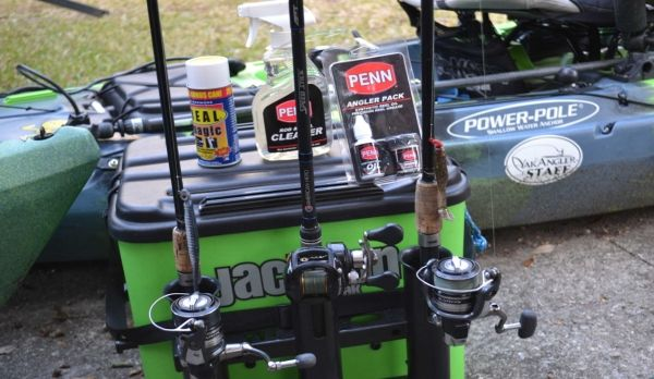 Fishing Reel Maintenance for Dummies