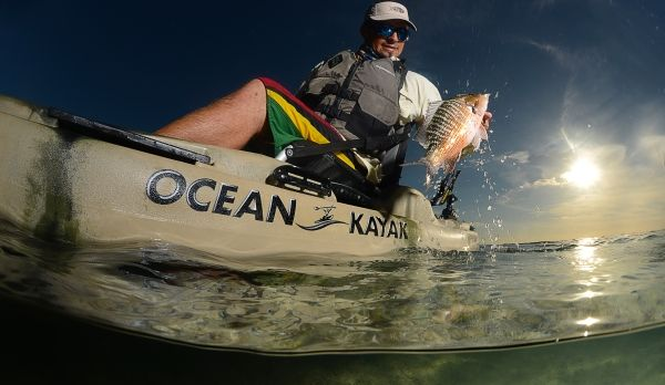 Ocean Kayak Updates A Classic Fishing Kayak