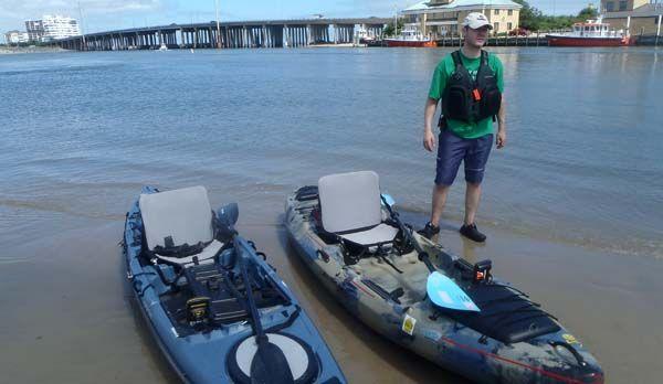 Beginners kayak fishing essentials for Kayak accessories for fishing
