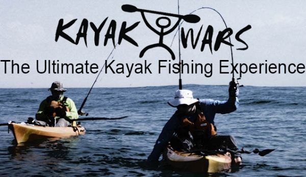 Kayak Wars - the Ultimate Kayak Fishing Experience
