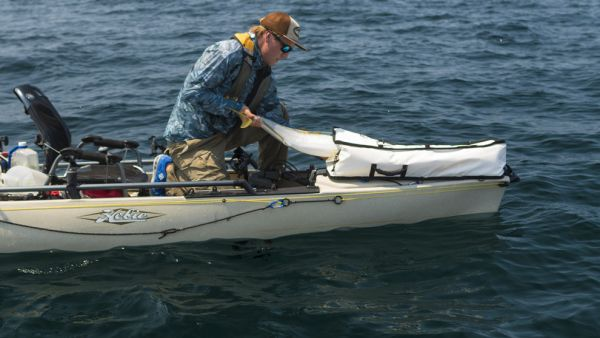 How To Safely Store Your Catches On A Kayak