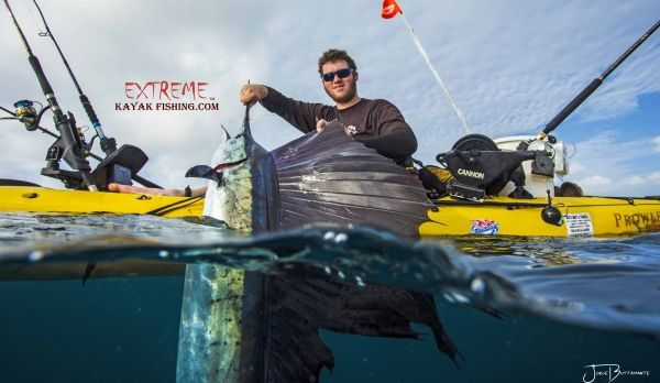 Extreme Kayak Fishing Summer Slam, Part 1
