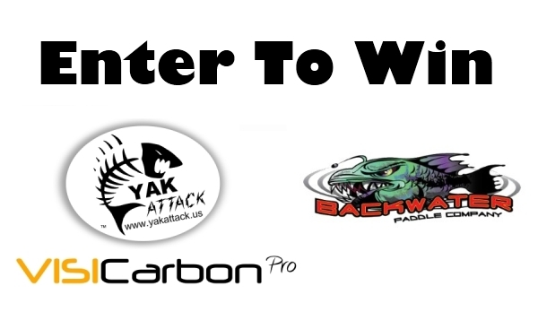 Your Kayak On The Water Contest!