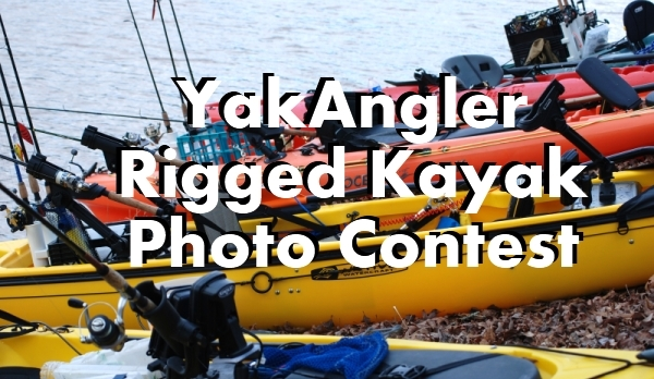 Rigged Kayak Photo Contest Entrants