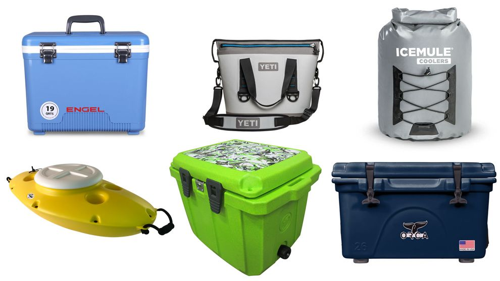 Seven Kayak Fishing Coolers That Are Worth The Investment