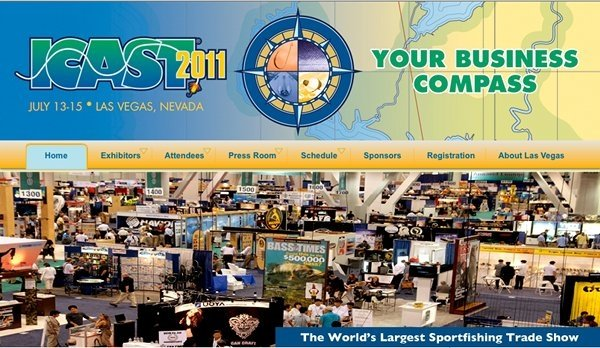 ICAST:  Here we come!