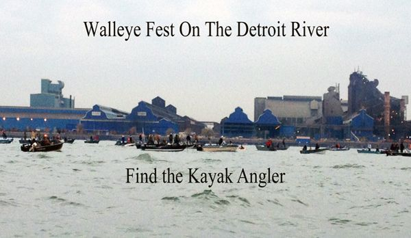 Walleye Fest On The Detroit River