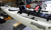 Fishing Kayak Electronics and Batteries
